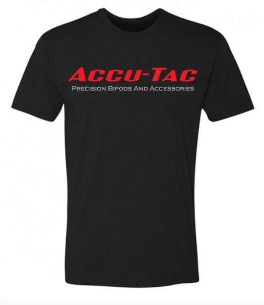 Koszulka / T-Shirt ACCU-TAC Men's Tee - rozmiar - Medium (Next level)