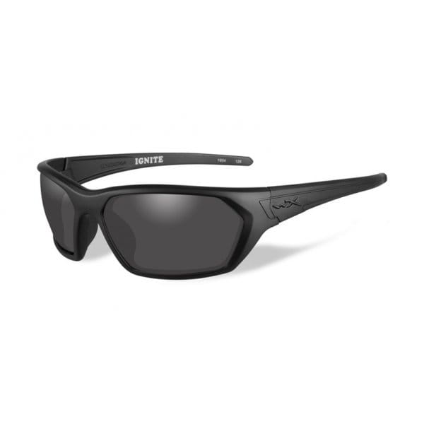 Okulary WX IGNITE Smoke Grey Lens/Matte Black Frame