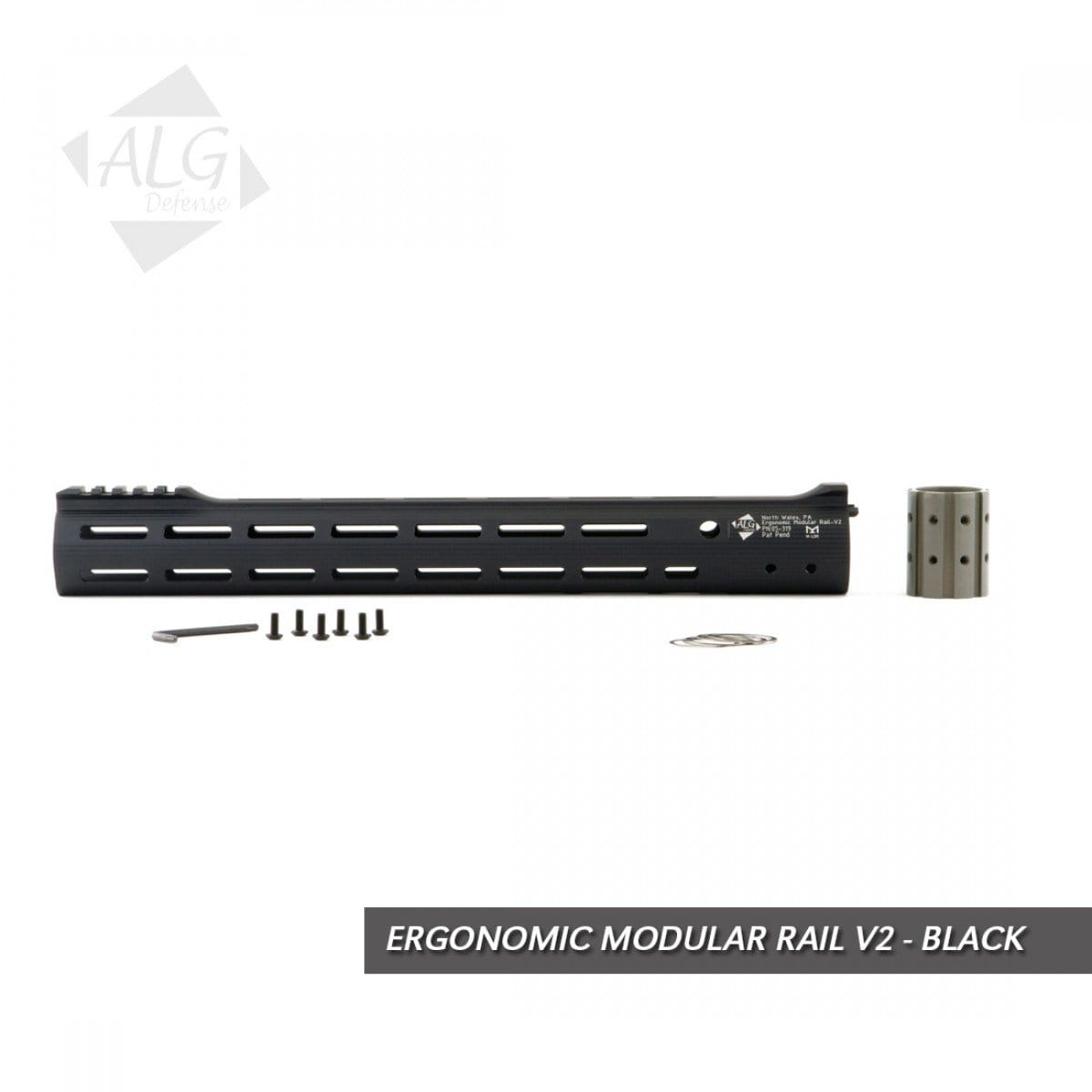 "Łoże 15"" do AR-15 - Super Modular Rail MK14-M-LOCK"